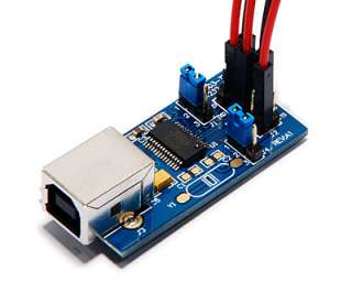 For USB drivers for a virtual COM port plus Windows DLLs for
