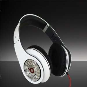 Beats Dr Dre Studio White Diamond Limited Edition