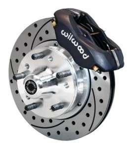 Front Disc Brake Kit Wilwood 140 11018 D