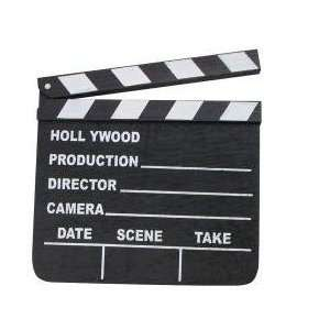 Hollywood Movie Clapboard 7 in X 8 in (1 Dozen) Sports