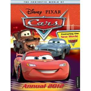 Disney. Pixar Cars Annual 2012 (Annuals 2012