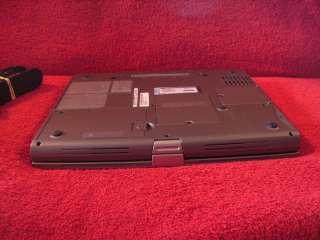 DELL INSPIRON 600M WireLess Complete 1.6GHz PM Laptop WORKS w 4 HR