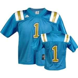 UCLA Bruins Air Force Blue Replica Toddler Football Jersey