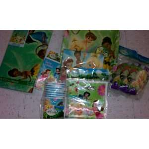 Complete Tinkerbell Birthday Party Pack: Everything Else