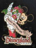 DISNEY DLR MOTHERS DAY 2005 MICKEY ERROR LE PIN