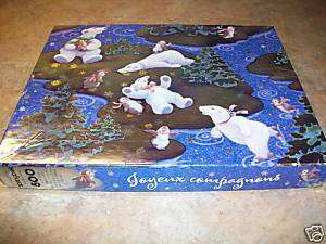 SPRINGBOK  MERRY GOOD FRIENDS  500 PIECE PUZZLE***