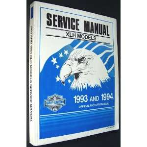 Manual (Part number 99484 94): Harley Davidson Motor Company: Books