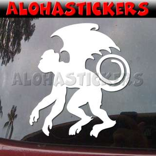 FLYING MONKEY Wizard of Oz Vinyl Decal Car Sticker E90