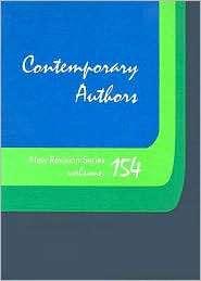 Contemporary Authors New Revision, Vol. 154, (0787679089), Stephanie