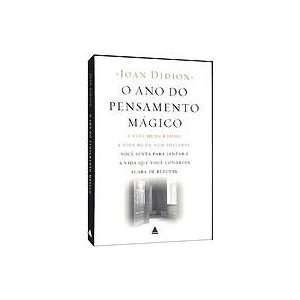 com Ano do Pensameno Mágico, O (9788520918869) Joan Didion Books