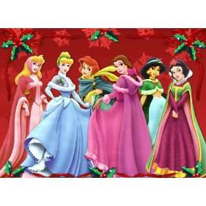 DISNEY PRINCESSES Laptop Skin Decal 2   Leather Look