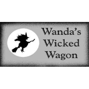 WICKED WANDAS WAGON   WANDA: Toys & Games