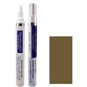 1/2 Oz. Dark Brown Metallic Paint Pen Kit for 1985 Honda