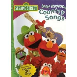 Sesame Street   Kids Favorite Country Songs Movies & TV