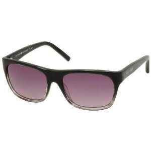 Tommy Hilfiger 1085/S Womens Outdoor Sunglasses   Black Gray Striated