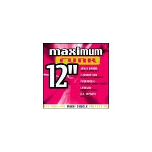Maximum Funk 12 The Original Maxi Single Collection
