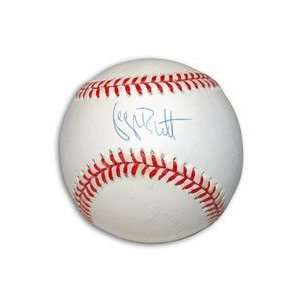 George Brett Autographed American League Baseball