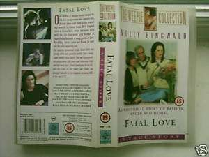 FATAL LOVE MOLLY RINGWALD THE WEEPIE COLLECTION