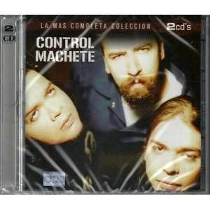 Control Machete 2cds La Mas Completa Coleccion Control