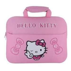 Hello Kitty Bag Case 1619 Kitty Shockproof Elastic Bag Case for 14