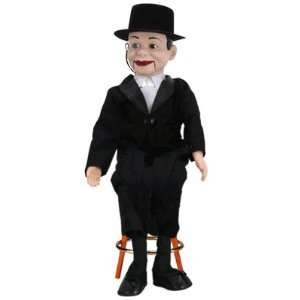 Charlie McCarthy Ventriloquist Doll Upgraded: Everything