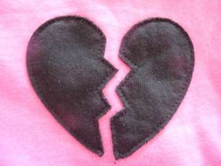 Brand New with Tag Victorias Secret *PINK* Applique Patch LOVE PINK