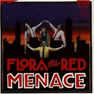 Flora the Red Menace Off Broadway Cast Music