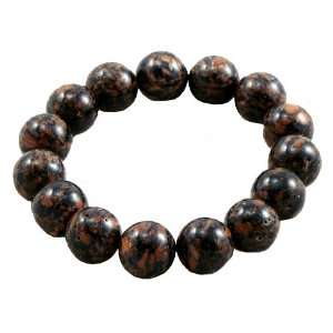 Goldstone and Blue Goldstone Prayer Beads Wrist Mala  108