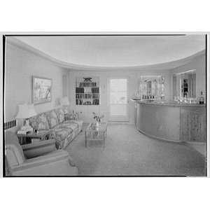 Photo George Goldwyn, residence at 6605 Allison Rd., Miami