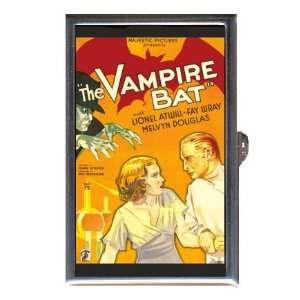 VAMPIRE BAT 33 FAY WRAY SCARY Coin, Mint or Pill Box: Made in USA!