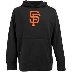 San Francisco Giants Big Logo Signature Hooded Sweatshirt