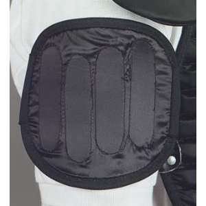 Extra Arm Pads For Inside Chest/Shoulder Protector BLACK