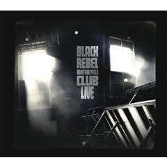 BLACK REBEL MOTORCYCLE CLUB LIVE CD+2 DVD NEW