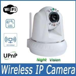 hot s popular pan/tilt upnp ip ir camera: Camera & Photo