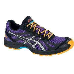 ASICS GEL Fuji Racer ASICS Womens Running Shoes Purple/Lightning