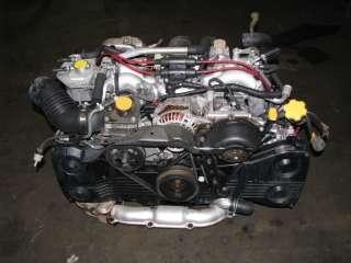 JDM Subaru EJ20T Turbo WRX Engine Longblock 1997 Impreza WRX Model