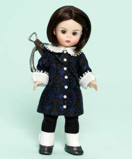 Home >> The Addams Family Musical Wednesday 8 inch Collectible Doll
