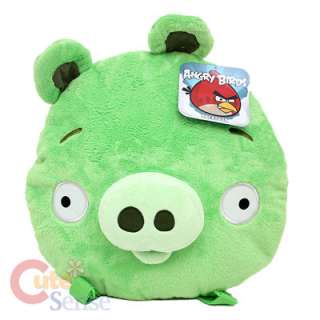 Rovio Angry Birds PIG Plush Doll Backpack 14 Bag (Kids to Adults