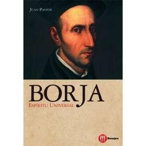 Borja espíritu universal (9788427130920) Juan Pastor