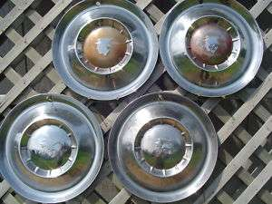 1954 MERCURY HUBCAPS GRAND MARQUIS COLONY PARK WHEELS
