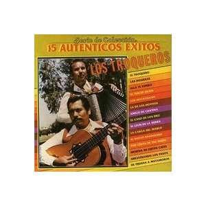 15 Autenticos Exitos Troqueros Music