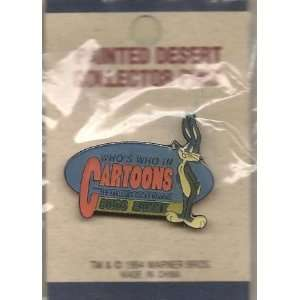 Warner Brothers Bugs Bunny Whos Who In Cartoons Pin