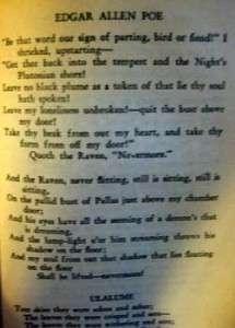 RARE Antique Ornate Worlds Best Poems Edgar Allan Poe