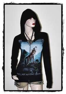 Sonata Arctica Metal Punk Rock DIY Slim Fit Hoodie Top