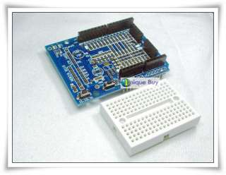 Prototyping Shield ProtoShield for Arduino with Mini Bread Board
