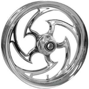 West Wide Wheel Set   Style 5 / Chrome 360 , Finish Chrome MWYAW364C5