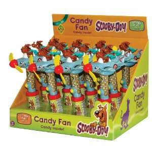 Candyrific Scooby Doo Fan, 0.70 Ounce (Pack of 12)