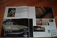 1972 Chrysler Royal Ad Arthur Godfrey