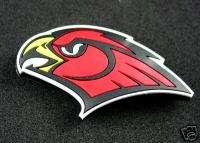 Atlanta Hawks Die Cut Rubber Logo Magnets