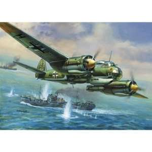 1/72 Junkers Ju 88 A4 Aircraft: Toys & Games